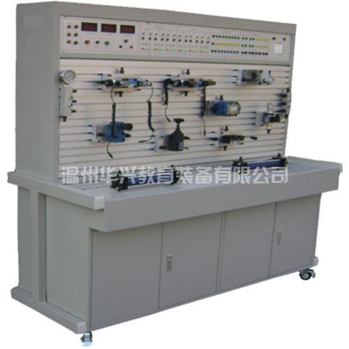 HX-816A液压与气动PLC综合实训装置(工业型)