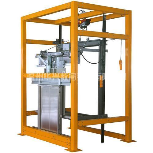HX-772型电梯门机构安装与调试实训考核装置