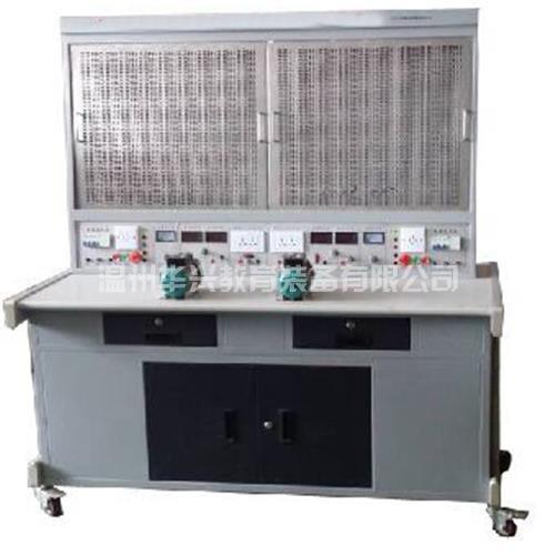 HX-A3型电拖、PLC、变频器技师综合实训装置